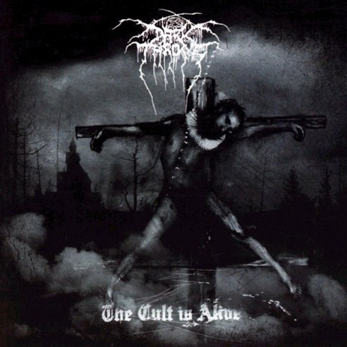 DARKTHRONE : The Cult Is Alive