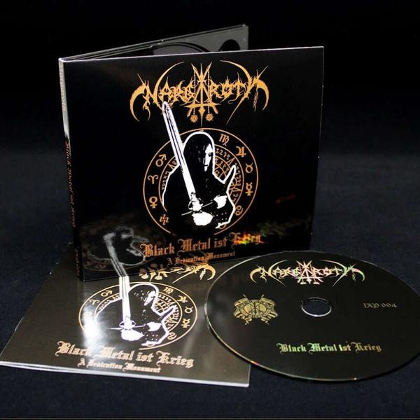 NARGAROTH : Black Metal ist Krieg (A Dedication Monument)