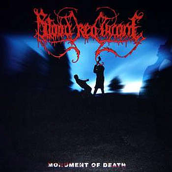 BLOOD RED THRONE : Monument of Death