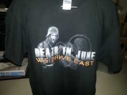 DEATH IN JUNE : We Drive East TS L-size