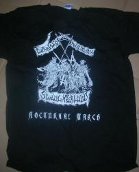 DARKENED NOCTURN SLAUGHTERCULT : Nocturnal March TS XXL-size 2ND HAND