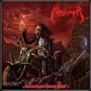 NAILGUNNER : Apocalypse. Now or Never