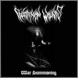 CRUCIFIXION WOUNDS : War Summoning