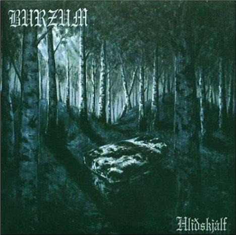 BURZUM : Hlidskjalf 2ND HAND