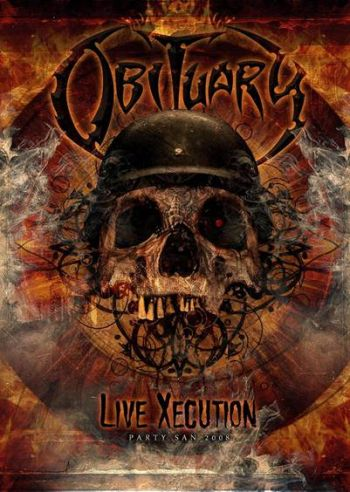 OBITUARY : Live Xecution - Party.San 2008