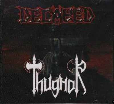 DECAYED / THUGNOR : Satanic Blast / At the Gates...
