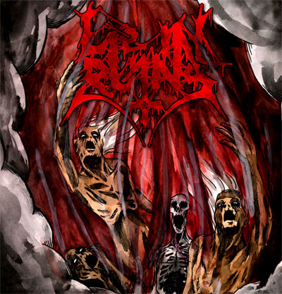 LIE IN RUINS : Swallowed by the Void
