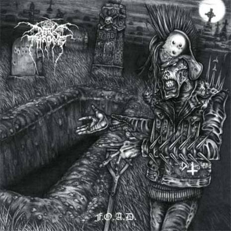 DARKTHRONE : F.O.A.D.