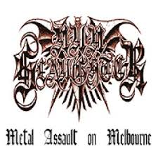 NUNSLAUGHTER : Metal Assault on Melbourne & Brisbane