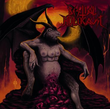 BESTIAL HOLOCAUST : Into the Goat Vulva