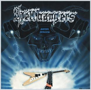 V/A : Hellbangers - Metal Forces