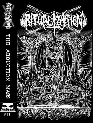 RITUALIZATION : The Abduction Mass 2ND HAND