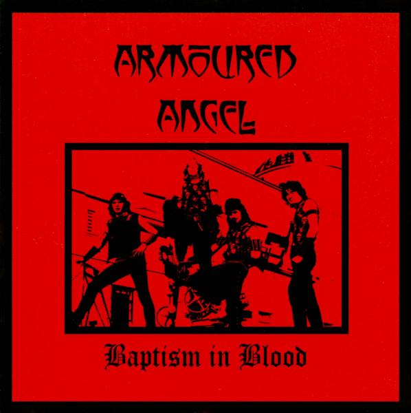 ARMOURED ANGEL : Baptism in Blood