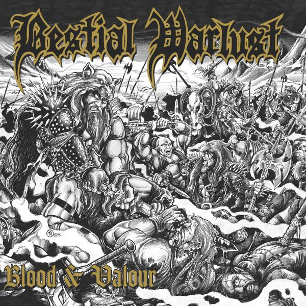 BESTIAL WARLUST : Blood & Valour