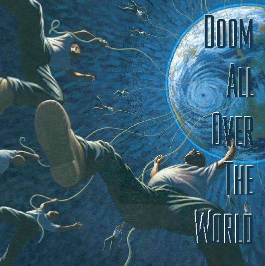 V/A : Doom All Over The World