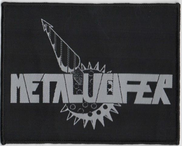 METALUCIFER : Logo patch