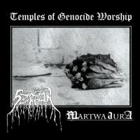 SZRON / MARTWA AURA : Temples of Genocide Worship