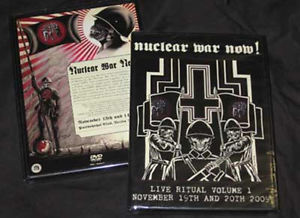 V/A : Nuclear War Now! Live Ritual Volume 1