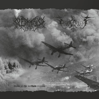 NEKROKRIST SS / FAAGRIM : Strike of the Northern Legions
