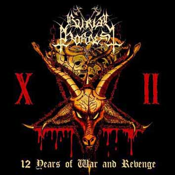 BURIAL HORDES : 12 Years of War and Revenge