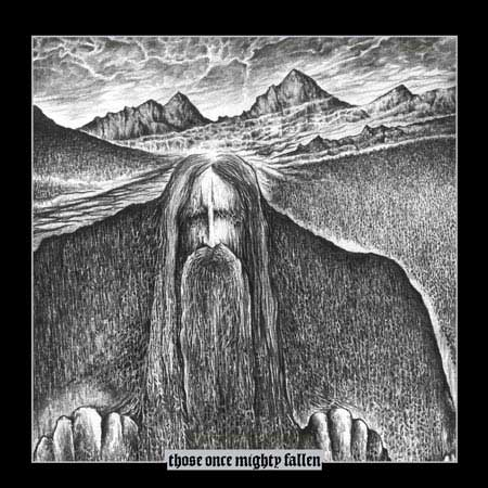 ILDJARN / HATE FOREST : Those Once Mighty Fallen