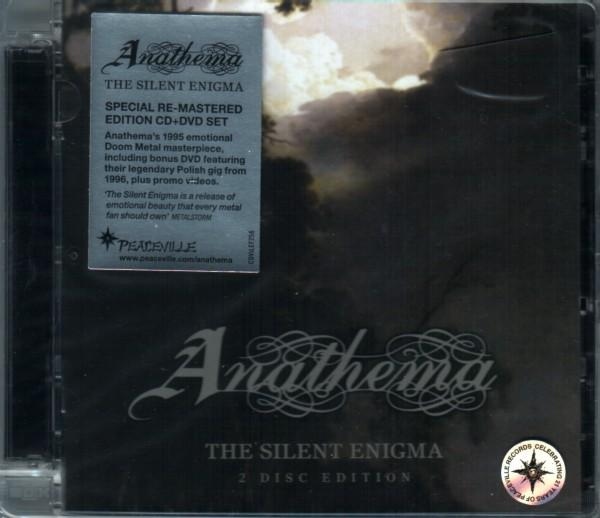 ANATHEMA : The Silent Enigma