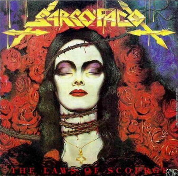 SARCOFAGO : The Laws of Scourge
