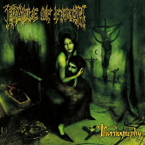 CRADLE OF FILTH : Thornography