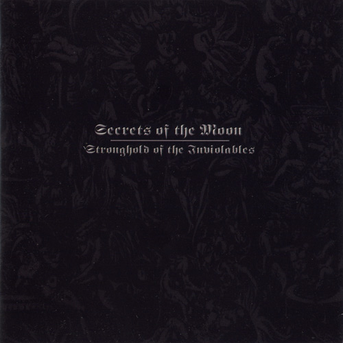 SECRETS OF THE MOON : Stronghold of the Inviolables