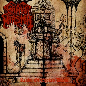 GRAVE MIASMA : Realm of Evoked Doom
