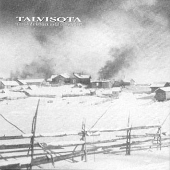 V/A : Talvisota - Finnish Dark / Black Metal Compilation 2ND HAND