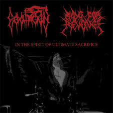 GOATMOON / RIDE FOR REVENGE : In The Spirit Of Ultimate Sacrifice