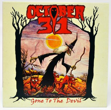 OCTOBER 31 : Gone to the Devil