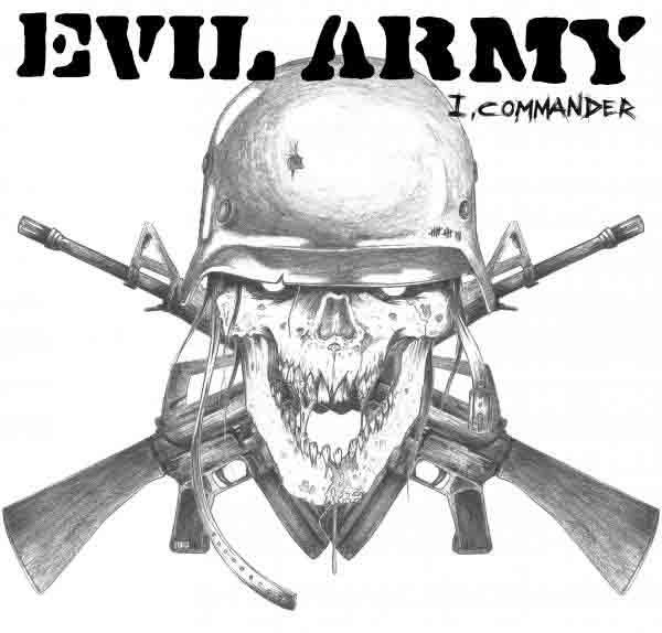 EVIL ARMY : I, Commander