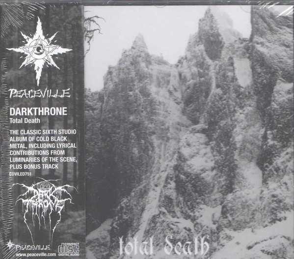 DARKTHRONE : Total Death