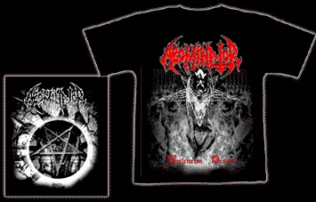 ABOMINATOR : Nuctemeron Descent TS L-size