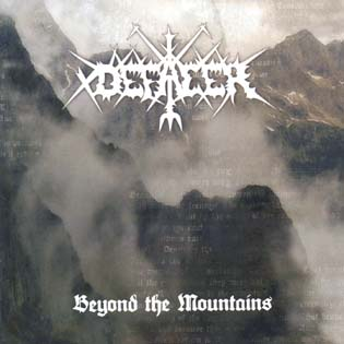 DEFACER : Beyond The Mountains CD