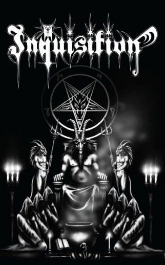 INQUISITION : Invoking the Majestic Throne of Satan mc ...