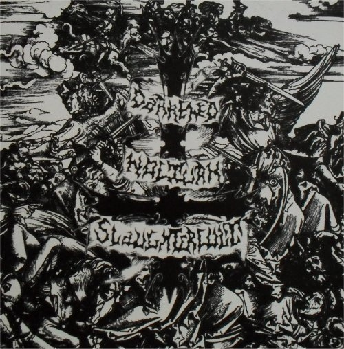 DARKENED NOCTURN SLAUGHTERCULT : Follow The Calls For Battle