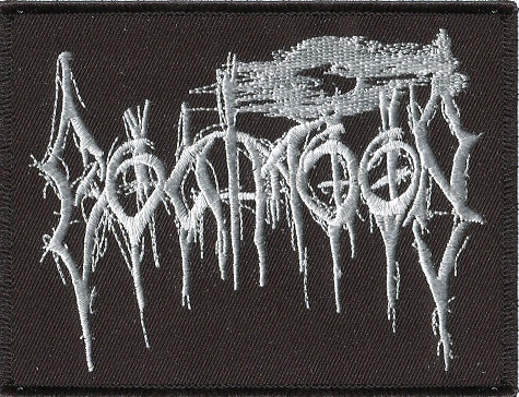GOATMOON : Logo patch