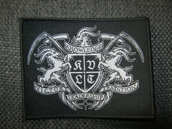 KVLT : Logo patch