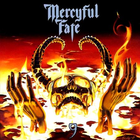 MERCYFUL FATE : 9