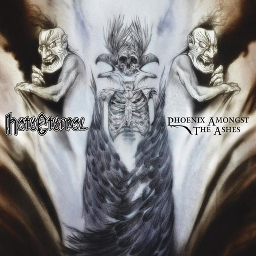 HATE ETERNAL : Phoenix Amongst the Ashes