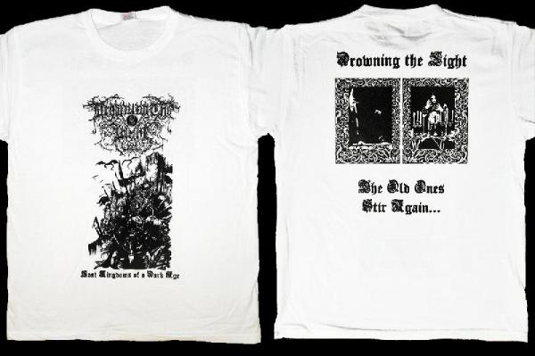 DROWNING THE LIGHT : Lost Kingdoms of a Dark Age TS M-size