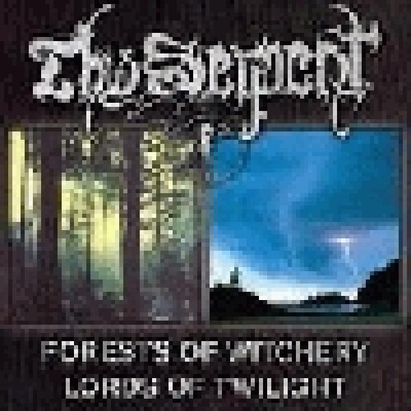 THY SERPENT : Forests of Witchery / Lords of Twilight dcd - KVLT shop