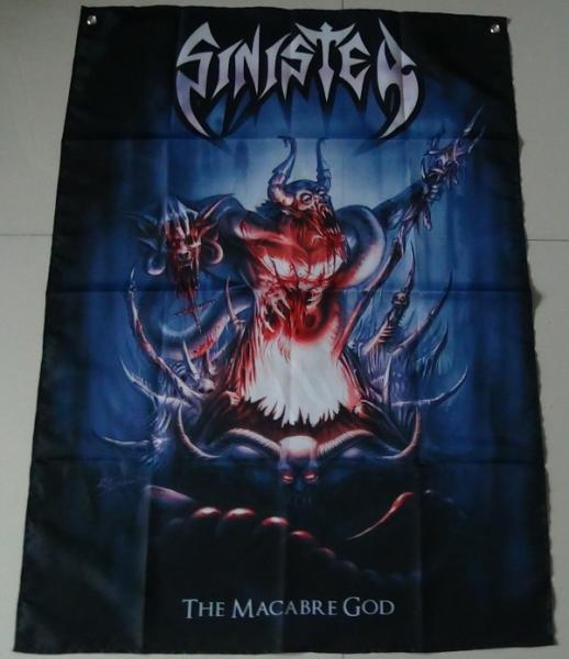 SINISTER : The Macabre God