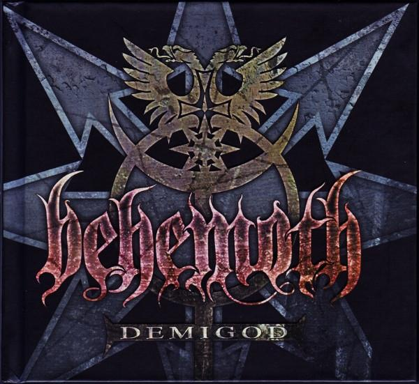 BEHEMOTH : Demigod 2ND HAND
