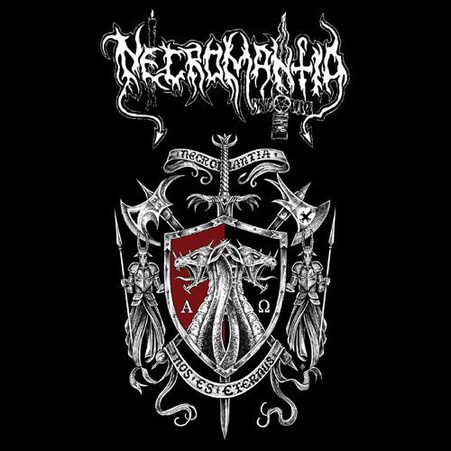 NECROMANTIA : Nekromanteion – A Collection of Arcane Hexes