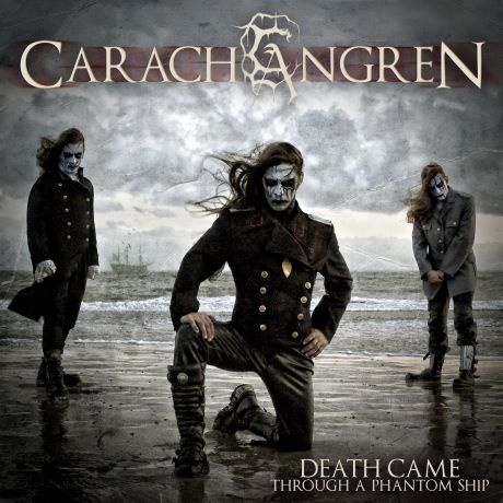 CARACH ANGREN : Death Came Through a Phantom Ship