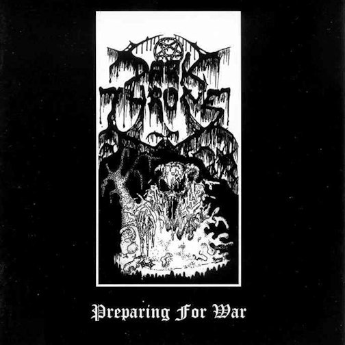 DARKTHRONE : Preparing For War